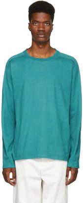 CHILDS Blue Heavy Jersey Jump Long Sleeve T-Shirt