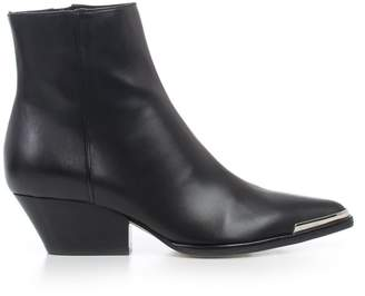 Sergio Rossi Ankle Boots Leather