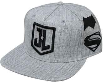 0c129067b7a at Amazon Canada · Justice Official DC Comics League Logo Snapback Cap -  Adjustable