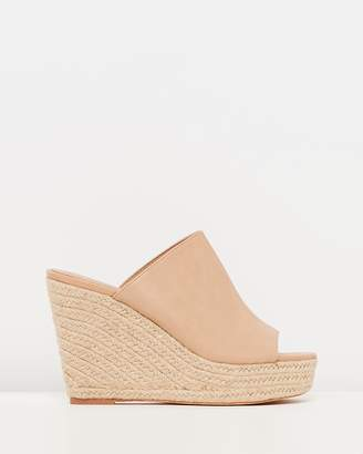 Spurr ICONIC EXCLUSIVE - Zelma Mule Wedges