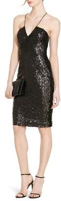 Lauren Ralph Lauren Sequin Sheath Dress $190 thestylecure.com