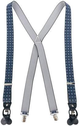 fe-fe patterned elasticated braces