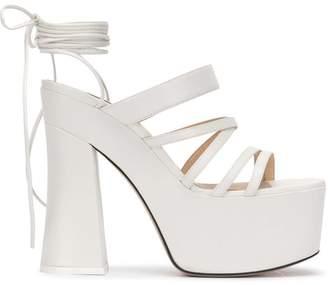 ATTICO platform sandals