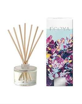 Ecoya Reed Diffuser - Cassis Berry & Mango
