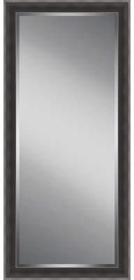 Ashton Wall Dcor LLC Framed Beveled Plate Glass Full Length Mirror