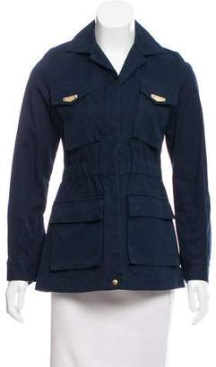 Sophie Hulme Tailored Button-Up Jacket