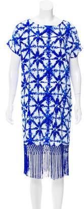 MICHAEL Michael Kors Printed Shift Dress w/ Tags