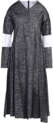 Manostorti 3/4 length dresses