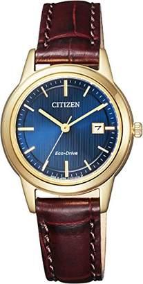 [シチズン]CITIZEN 腕時計 CITIZEN-Collection シチズンコレクション エコ・ドライブ フレキシブルソーラー ペアモデル FE1082-21L レディース