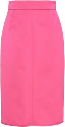 N°21 Lidia Fitted Duchess Satin Skirt