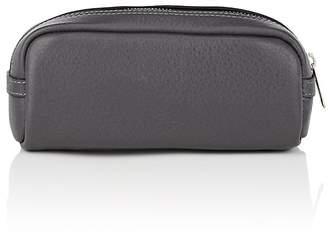 Barneys New York Men's Small Leather Dopp Kit
