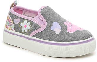 Peppa Pig Peppa Toddler Slip-On Sneaker - Girl's