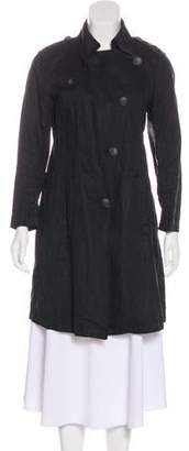 9f6baf4f0ce Theory Lightweight Trench Coat
