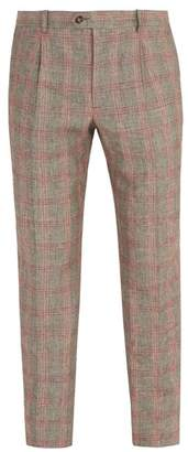 Éditions M.R Editions M.r - Francois Checked Trousers - Mens - Multi