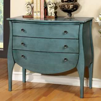 August Grove Lacour 3 Drawer Accent Chest