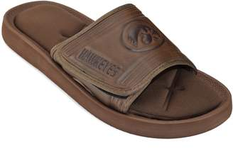 Adult Iowa Hawkeyes Memory Foam Slide Sandals
