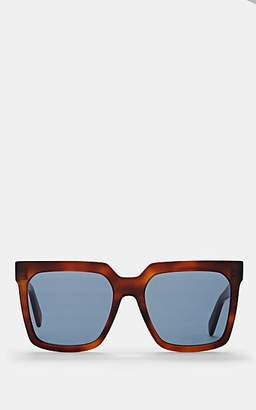 Celine Women's Oversized Square Sunglasses - Brown