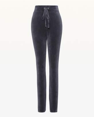 Juicy Couture Velour Juicy Wildstyle Legging