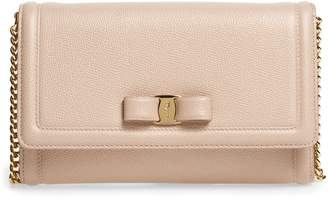 Salvatore Ferragamo Beige Leather Handbags - ShopStyle d6e1bf1888