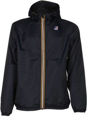K-Way K Way Hooded Jacket