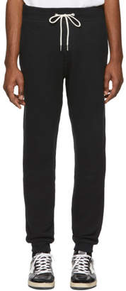 Rag & Bone Black Classic Lounge Pants