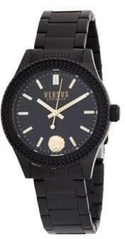 Versace 38MM Bayside Stainless Steel Bracelet Watch