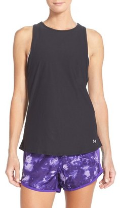 Under Armour 'CoolSwitch' HeatGear ® Running Tank $40 thestylecure.com