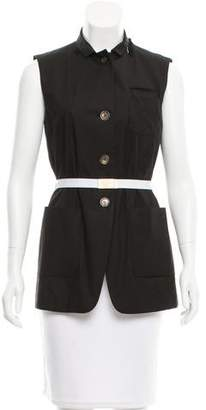 Sônia Bogner Belted Laurie Top w/ Tags