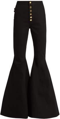 Ellery Ophelia high-rise flared jeans