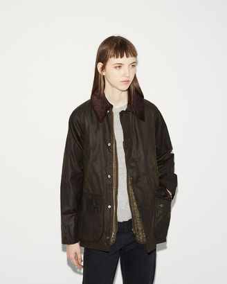 Barbour Classic Bedale Wax Jacket $380 thestylecure.com