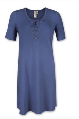 Aventura Clothing Organic Lace-Up Dress
