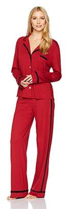 Cosabella Women's Amore Ls Top Pant Pj Set