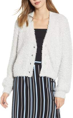 BP Fluffy Cardigan