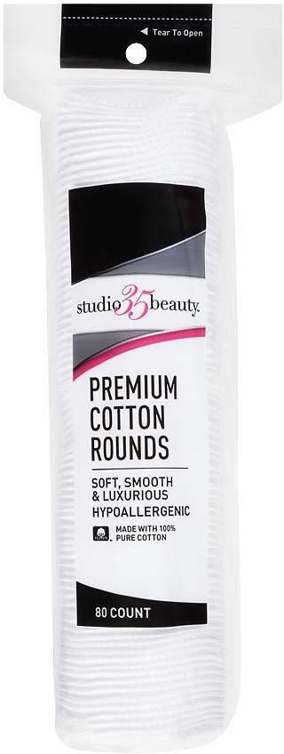 Studio 35 Beauty Premium Cotton Rounds