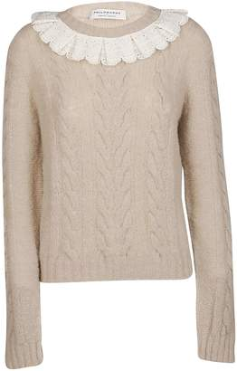 Philosophy di Lorenzo Serafini Cable Knit Sweater