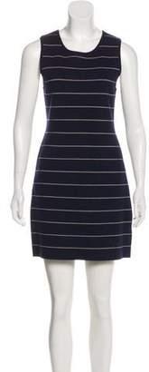 Theory Mini Wool Dress