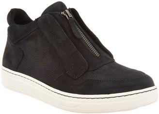 Earth Front Zip Sneakers - Zane