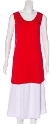 LnA Cutout Jersey Tunic