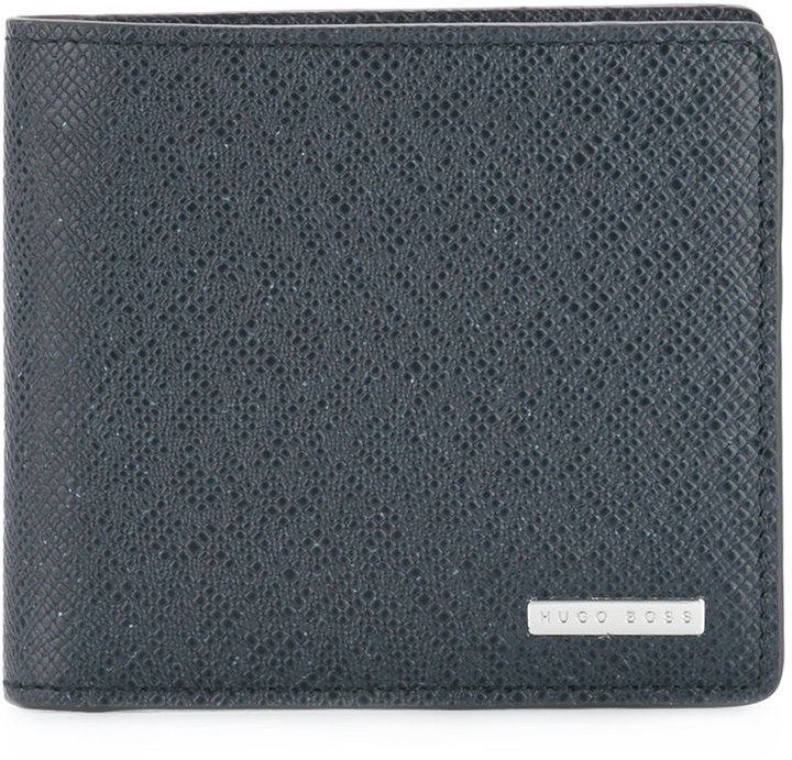 Hugo BossBoss Hugo Boss billfold wallet
