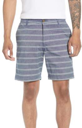 Bonobos 7-Inch Stripe Chino Shorts