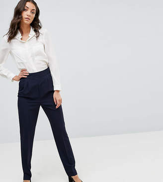 ASOS Tall ASOS TALL High Waist Tapered PANTS
