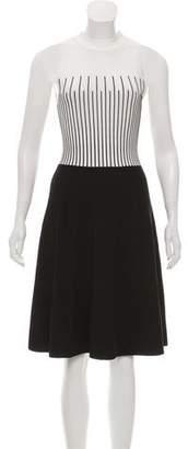 Milly A-Line Knee-Length Dress