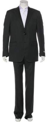 Canali Pinstriped Wool Two-Piece Suit w/ Tags