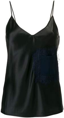 Tory Burch lace-embellished camisole