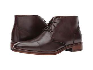 Johnston & Murphy Conard Casual Dress Cap Toe Chukka Men's Boots