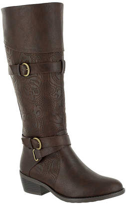 Easy Street Shoes Kelsa Womens Riding Boots