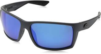 Costa del Mar Blue Mirror Glass Sunglasses RFT 98 OBMGLP