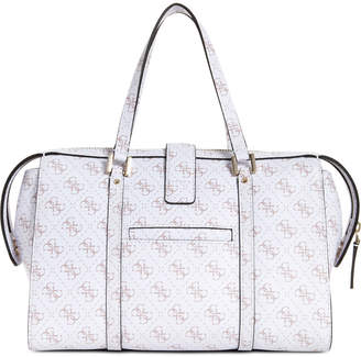 GUESS Joslyn Medium Signature Satchel