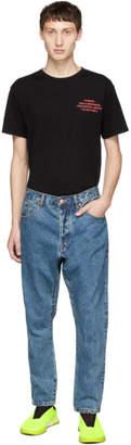 Han Kjobenhavn Blue Drop Crotch Jeans