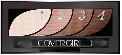 CoverGirl Eye Shadow Quads